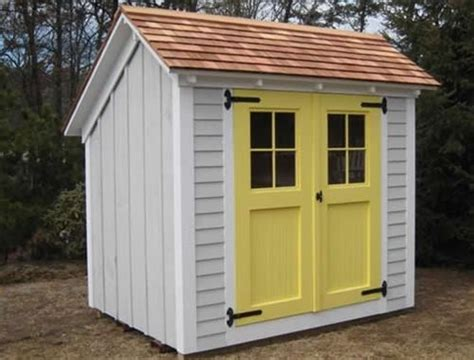 Saltbox Wood Shed by Saltbox Shed Landscaping Network