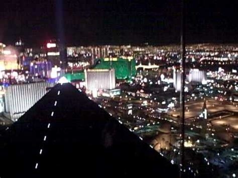 bar on top of mandalay bay view from rooftop bar at mandalay bay youtube
