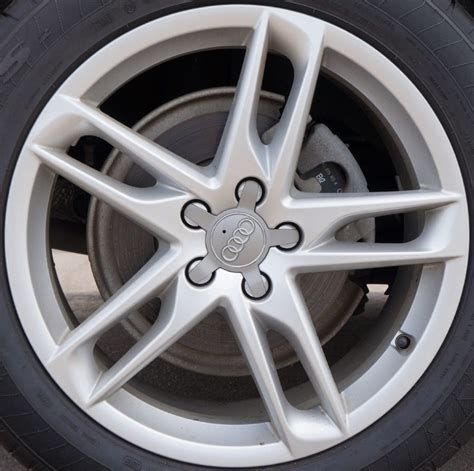 audi   oem wheel rae rbn oem original alloy wheel