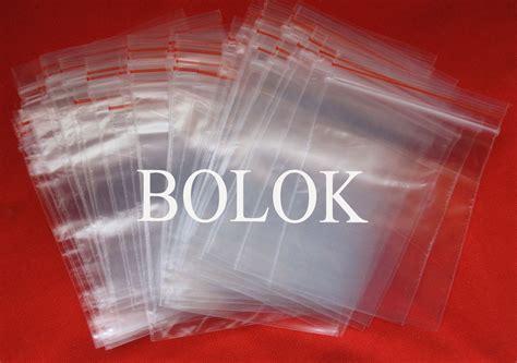 Polybag 12 6cm X 12 Cm X 0 03mm 1 ziplock zipper lock clear plastic bags 12x17cm 1000pcs