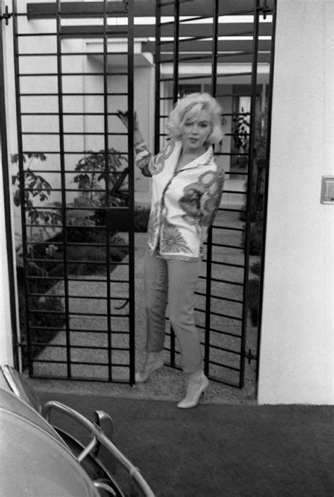 Marilyn House On Cribs by Marilyn By George Barris June July 1962 Marilyn