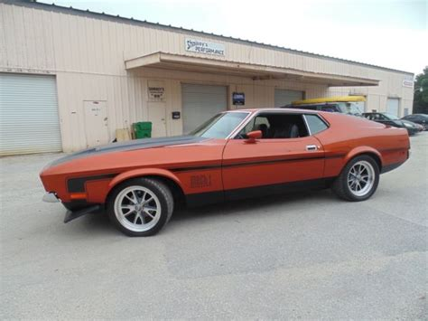 71 mustang fastback for sale 1971 ford mustang quot mach 1 quot fastback trade only for mercury
