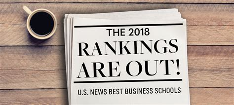 Us News Mba Rankings Methodology by Top Mba And Emba Programs U S News 2018 Rankings