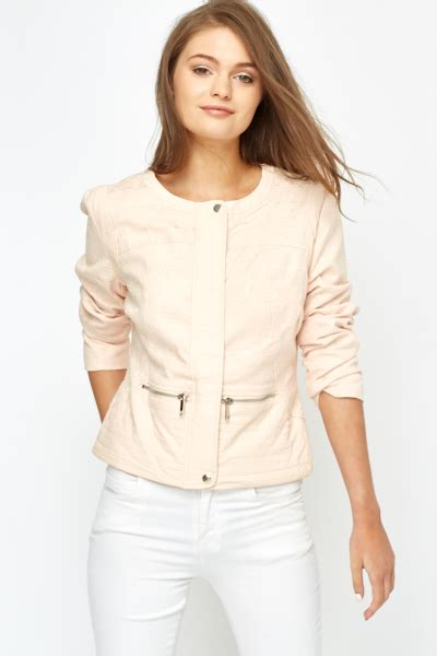 light pink jacket light pink jacket fit jacket