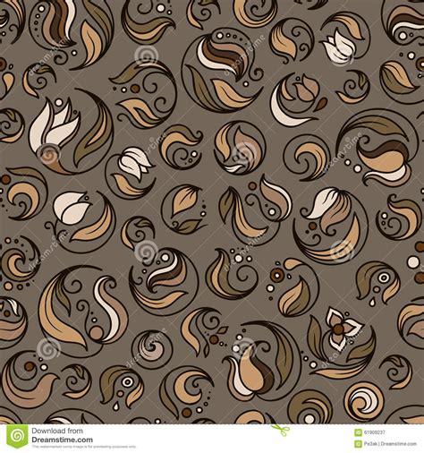 seamless pattern tattoo henna mehndi tattoo doodles retro seamless pattern stock