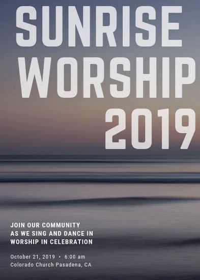 Customize 53  Church Invitation templates online   Canva
