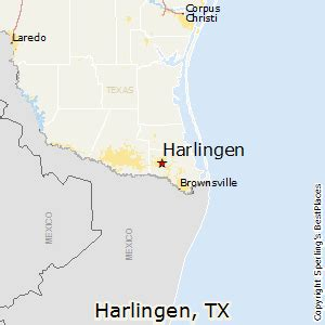 where is harlingen on the map best places to live in harlingen