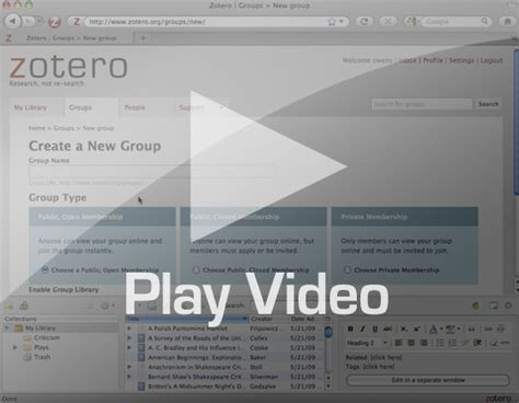 zotero tutorial video zotero home 2015 personal blog