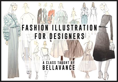 fashion illustration classes nyc the steps of fashion design from concept to