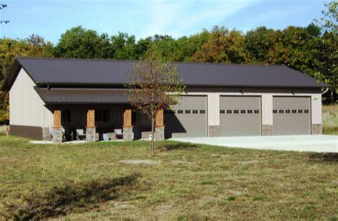 Barn Floor Plans With Living Quarters Iowa Falls Ia Hobby Shop Building Lester Buildings