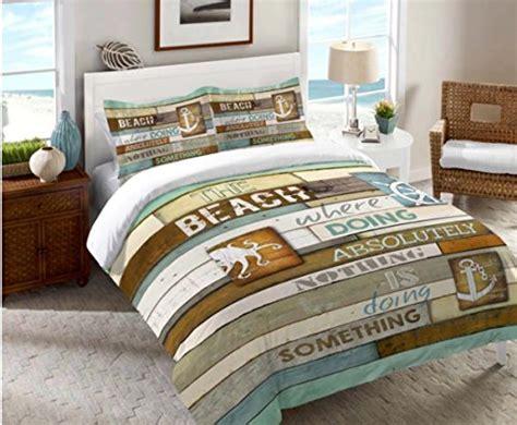 beach bedding set rustic striped beach bedding and comforter set