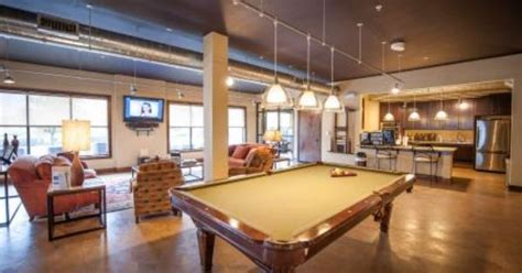 brio fort worth billiard room in the ft worth luxury apartment clubhouse