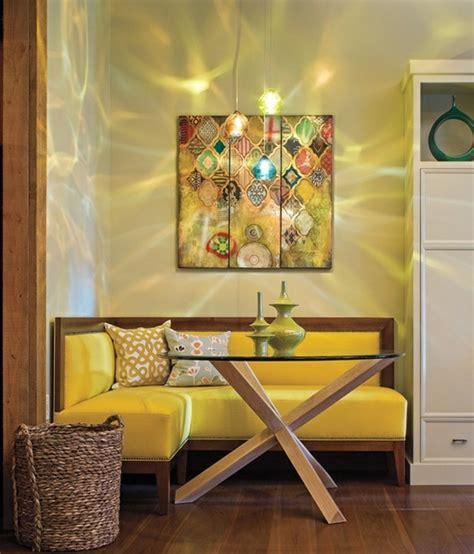 dekoration für esszimmer erker design esszimmer