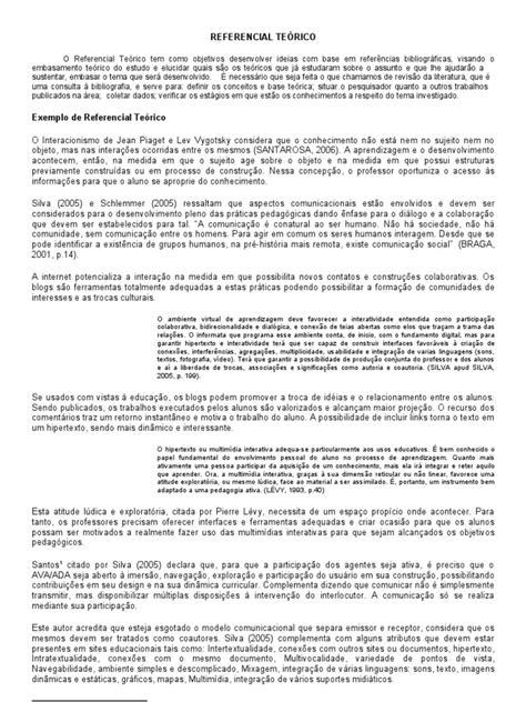 Modelo Teorico Curricular De Modelo De Referencial Te 211