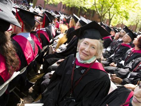 Harvard Mba Graduates 2014 by Dean Huntington Lambert Give Joan An Extension