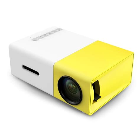 Mini Projector Led Hdmi genuine original led portable projector 500lm 3 5mm