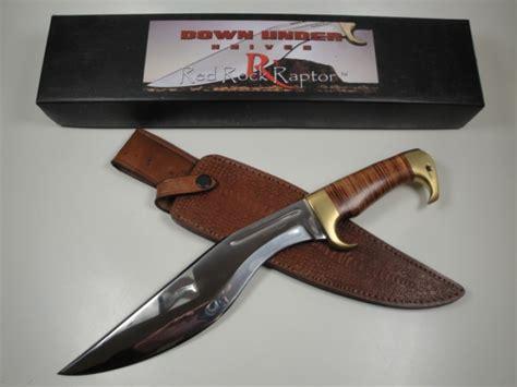knife sharpening rock knives model quot rock raptor quot knife german