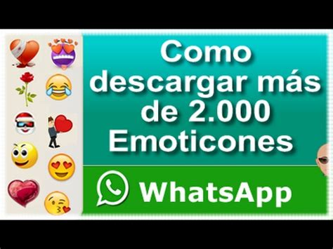 descargar imagenes emoticones para whatsapp emoticones para whatsapp 100 gratis youtube