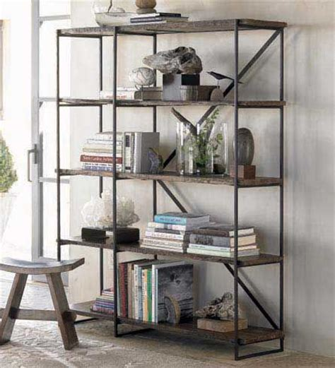 a of the mundays mon diy iron pipe bookshelves