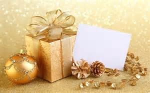 imagem de fundo enfeites de natal dourados imagens de