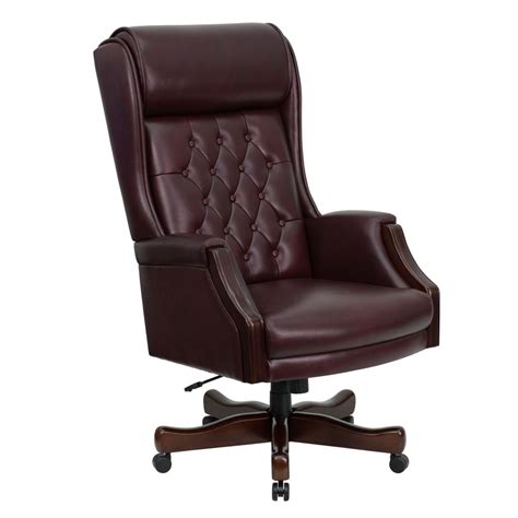 material executive chair best high backed chairs for room