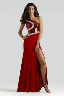 bright color dresses one shoulder prom dresses designs with bright colors