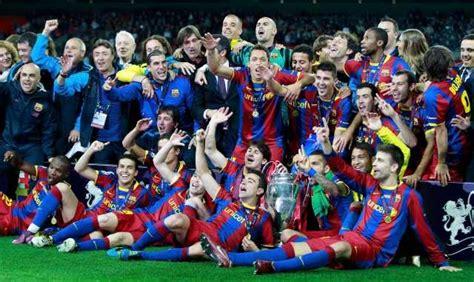 barca juara liga champions  bolabali blog berita