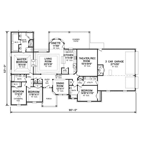 floor plan 3000 sq ft house 3000 square foot house plans for lake