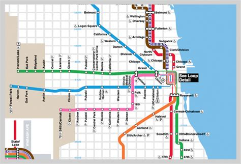 chicago map for the world s best designed metro maps glantz design