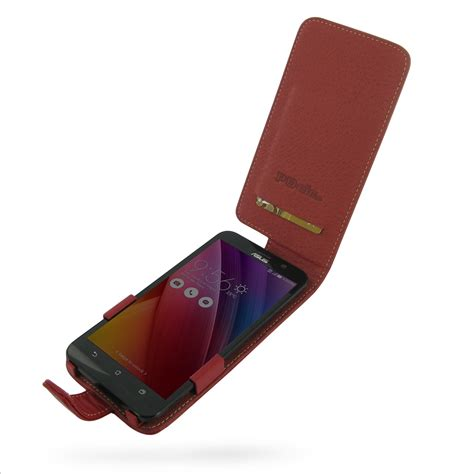 Best Leather N Cover Wallet Asus Zenfone 2 5 5 Inch asus zenfone 2 ze551ml leather flip pdair sleeve pouch