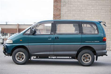mitsubishi delica parts 1995 mitsubishi delica exceed right drive