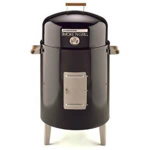 brinkmann barrel charcoal smoker grill brinkmann 810 5301 v smoke n grill charcoal smoker and