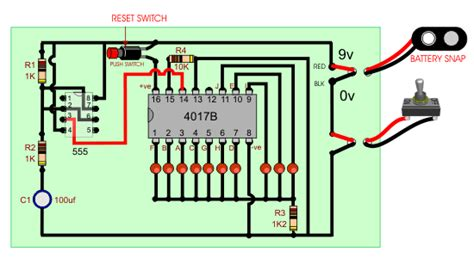 integrated circuit 4017 price led problem with 555 timer and 4017 counter electrical engineering stack exchange