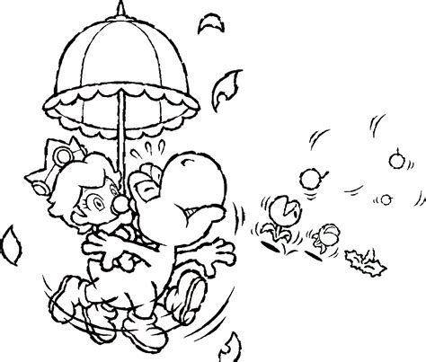 nintendo coloring pages free coloring pages of nintendo yoshi