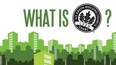 what is a leed certification what is leed materials and resources