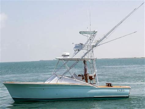 sport fishing boats plans price reduced on this 31 custom carolina boat for sale