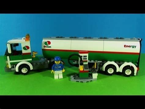 lego city tank truck 3180 youtube