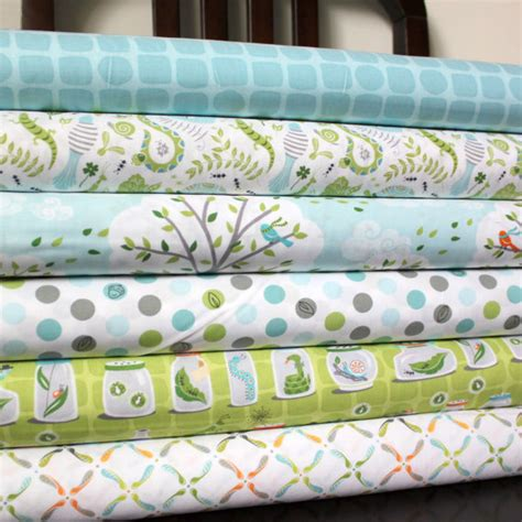 backyard baby fabric michael miller green and blue boy animal fabric backyard baby for michael
