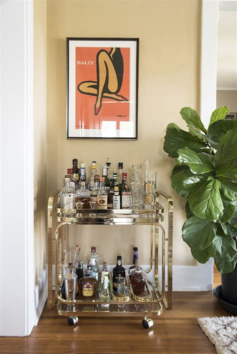 The Ultimate Bar by The Ultimate Bar Cart Checklist Room For Tuesday
