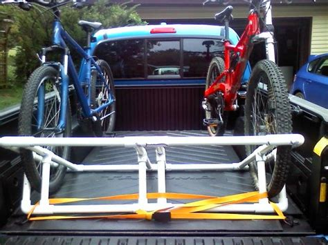 Diy Bike Rack For Truck Bed by Diy Truck Bed Bike Rack Tacoma World
