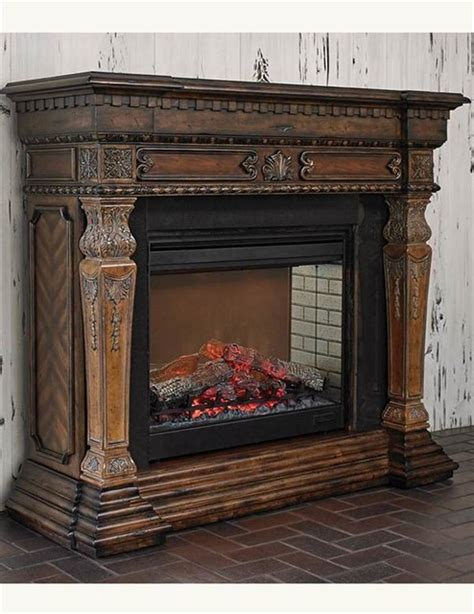 Kansas City Fireplace by St Andrew S Electric Fireplace Indoor