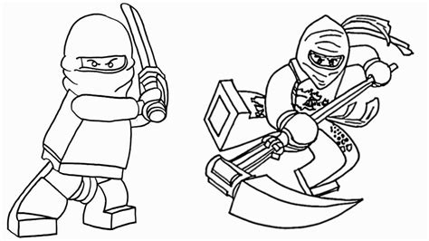 r of spinjitzu colouring pages