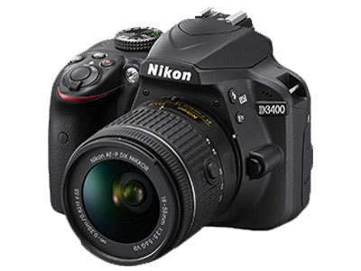 nikon d3400 kit price in the philippines and specs