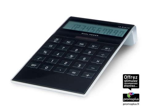 Calculatrice De Bureau Publicitaire Personnalisable Calculatrice De Bureau