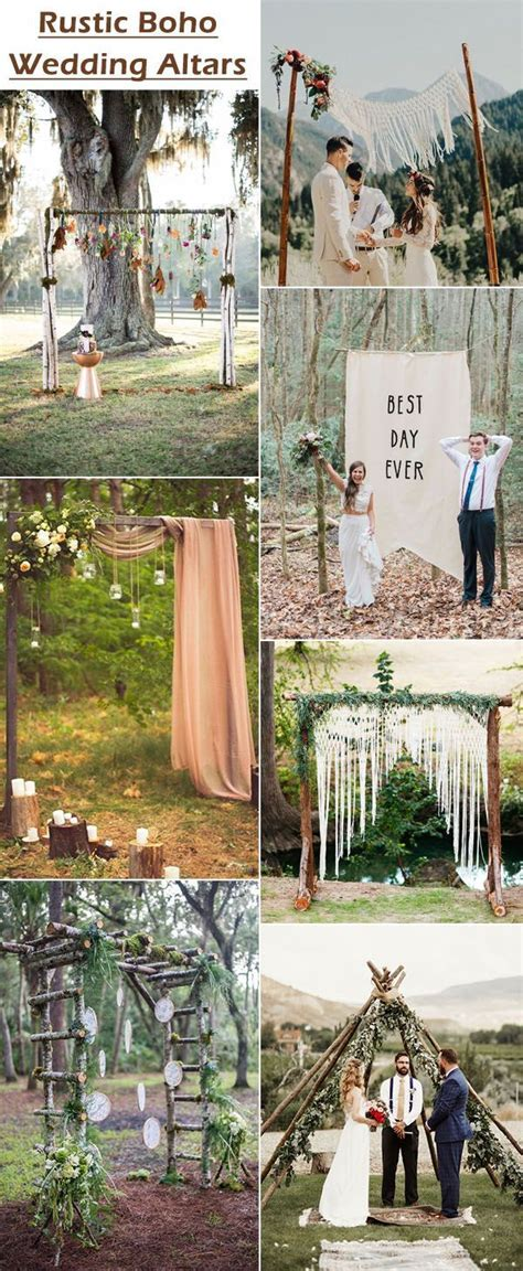 Best 25  Rustic bohemian wedding ideas on Pinterest