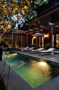 zen pool transitional pool