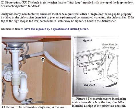 check valve installation in kitchen sink air gap plumbing diagram plumbing and piping diagram