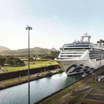 princess cruises is expanding its panama canal cruises