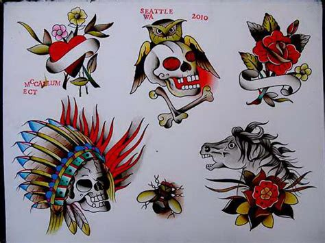 american traditional tattoo flash emerald city 5354385