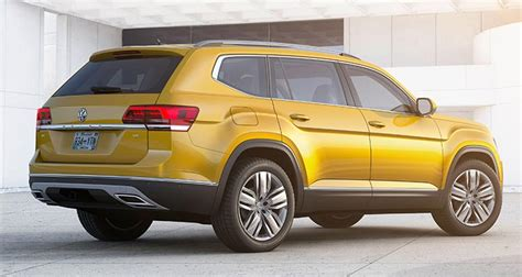 volkswagen atlas adds   row suv  carmakers lineup consumer reports